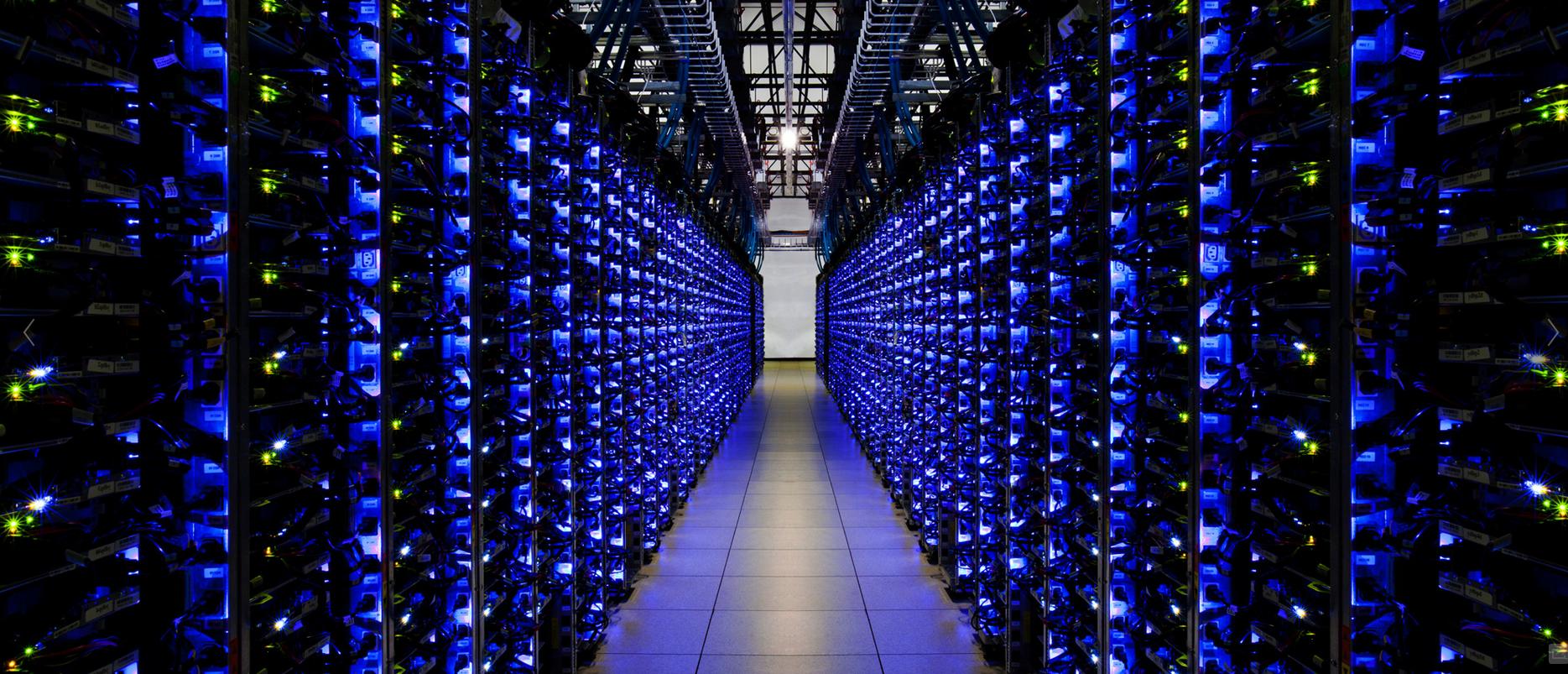 La nueva realidad se aloja en pequeños servidores