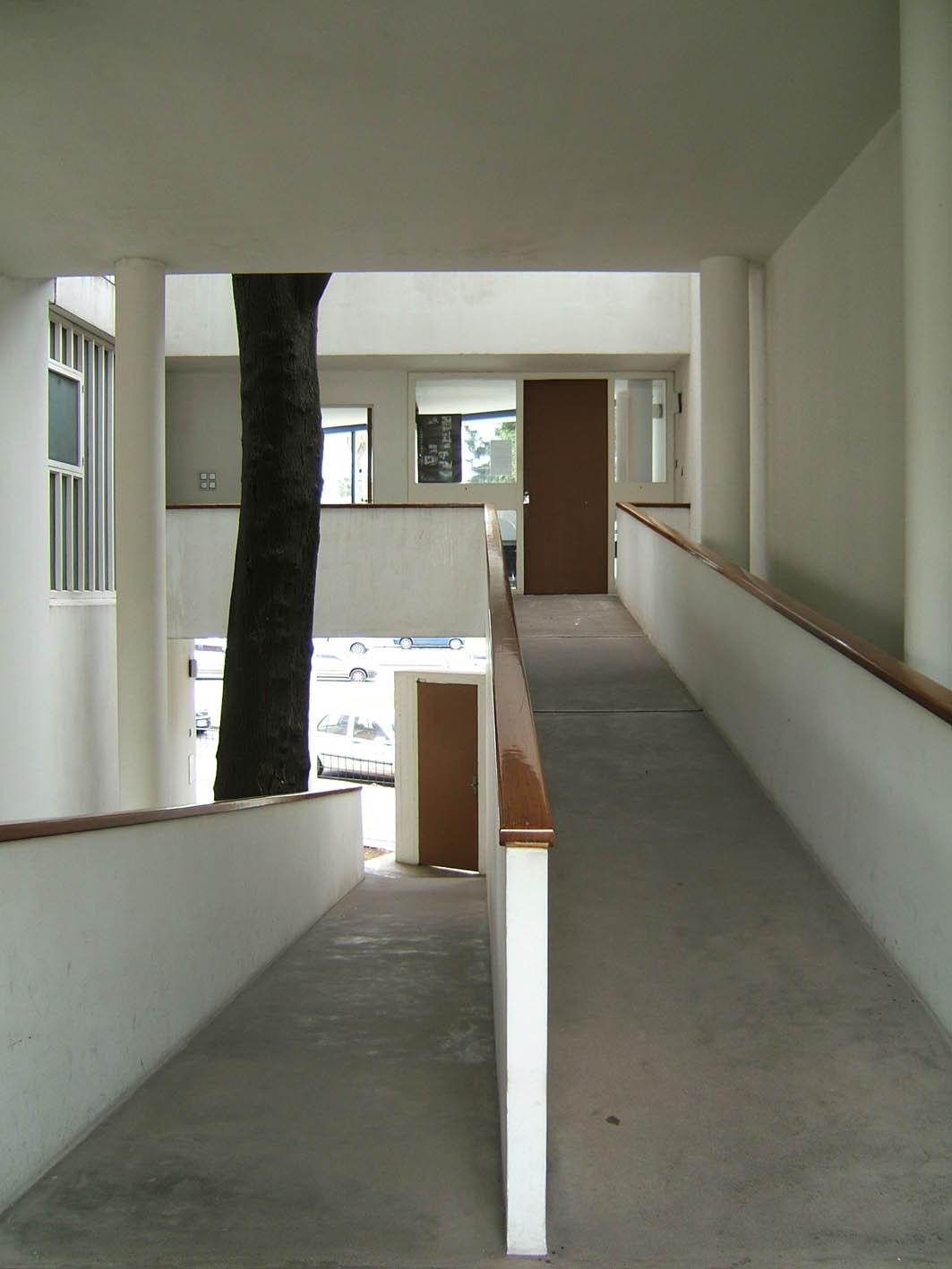Villa Curutchet Le Corbusier Rampa 2