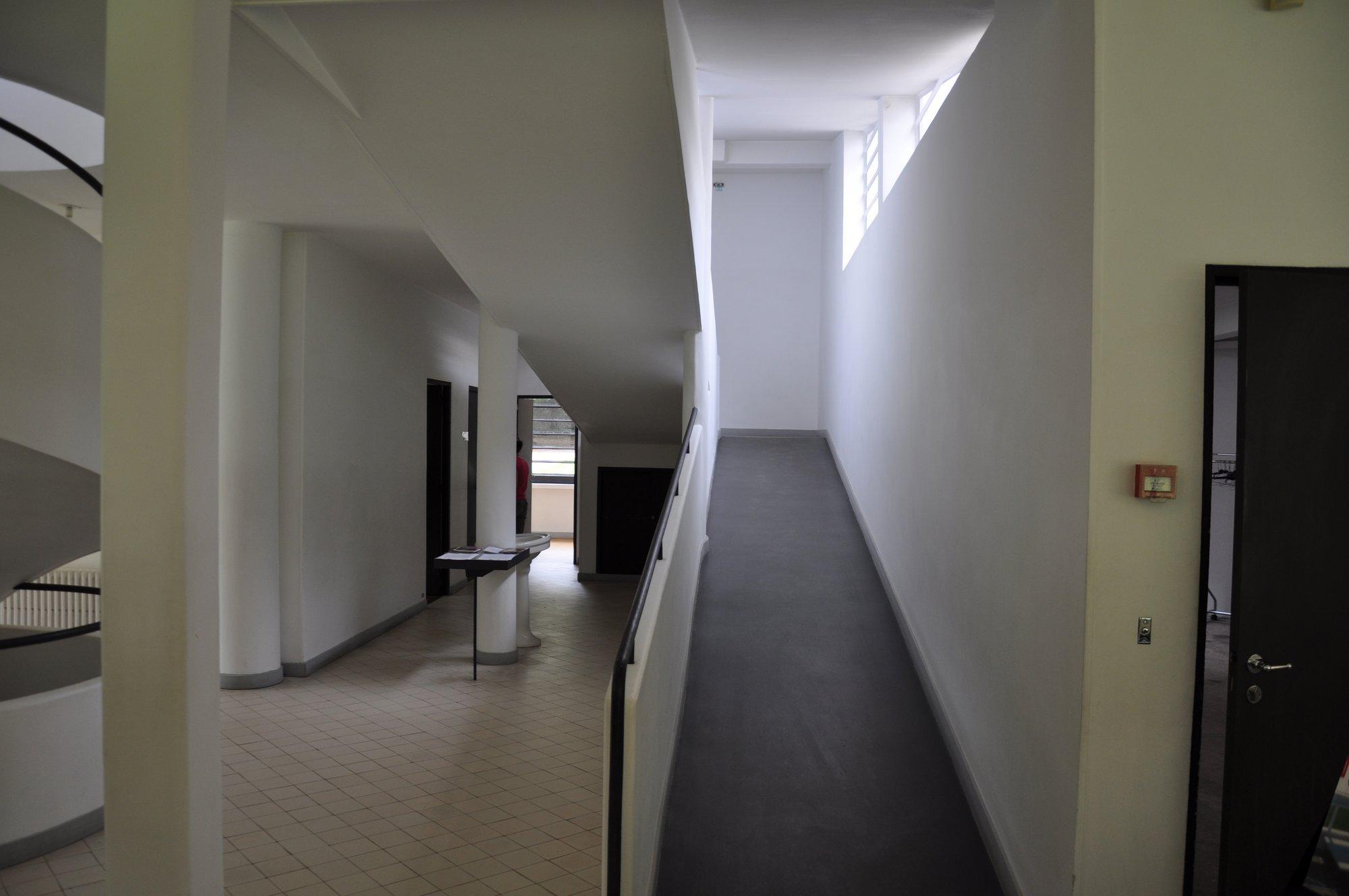 Villa Savoye Le Corbusier Paris 1929 2