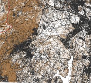 Cartografía San Lorenzo del Escorial
