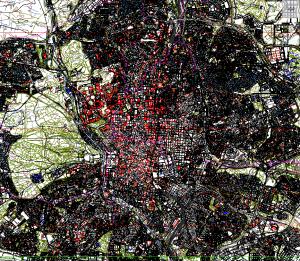 Cartografía Madrid Completo
